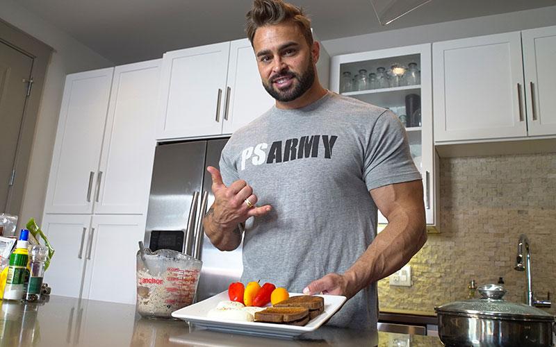 What Bodybuilders Eat For Breakfast w/ Jason Poston
