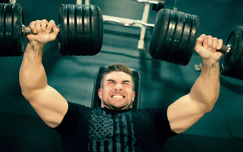 Building a Bigger Chest   Off-Season Chest Workout w/ Ryan Terry