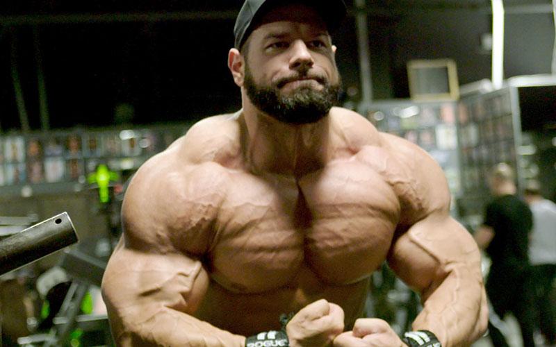Super High Volume Chest Workout W Steve Kuclo