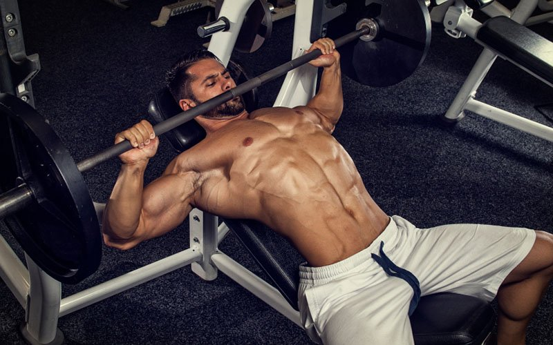 10 Week Chest Size Bench Press Strength Workout