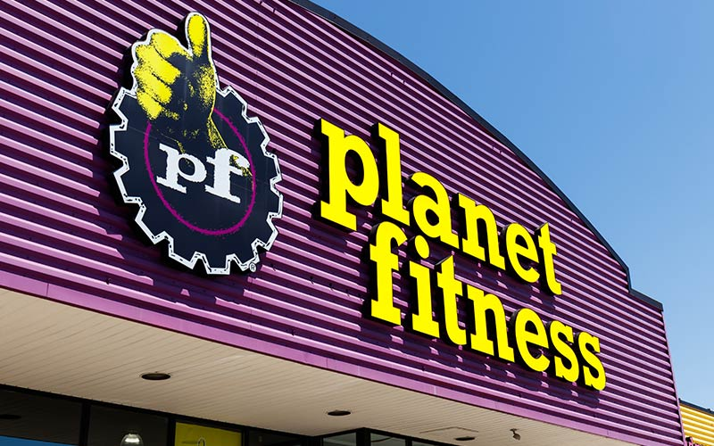 Planet Fitness Workout: 3 Day Full Body Machines & Dumbbells Only