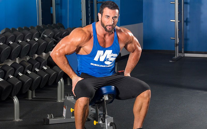 Finishing Strong: The Ultimate 8 Week Workout for Advanced Lifters