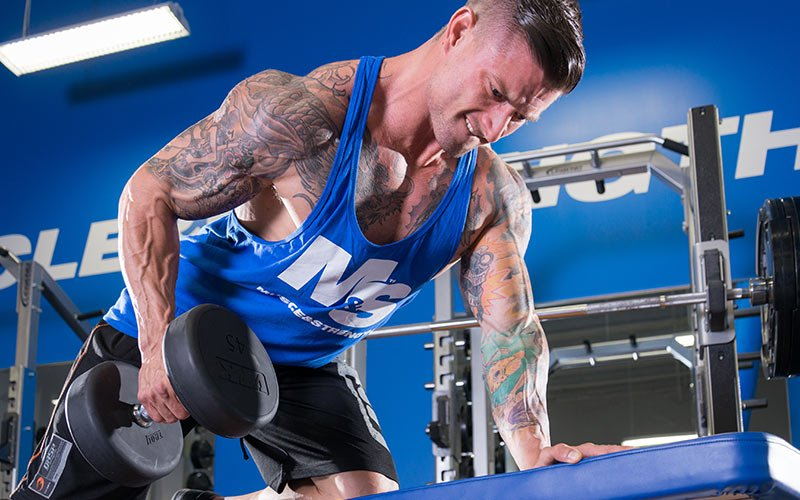 8x8 Workout: Lean Muscle Gainz Workout