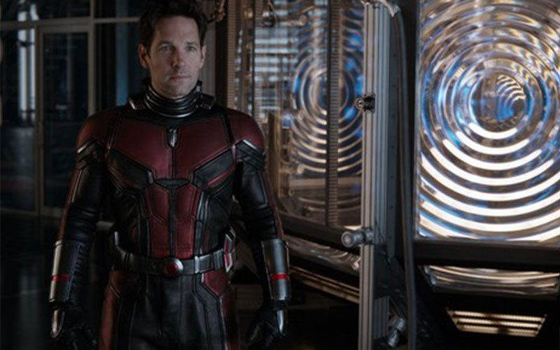 Paul Rudd Inspired Workout: Over 40 & Ripped Like Ant-Man