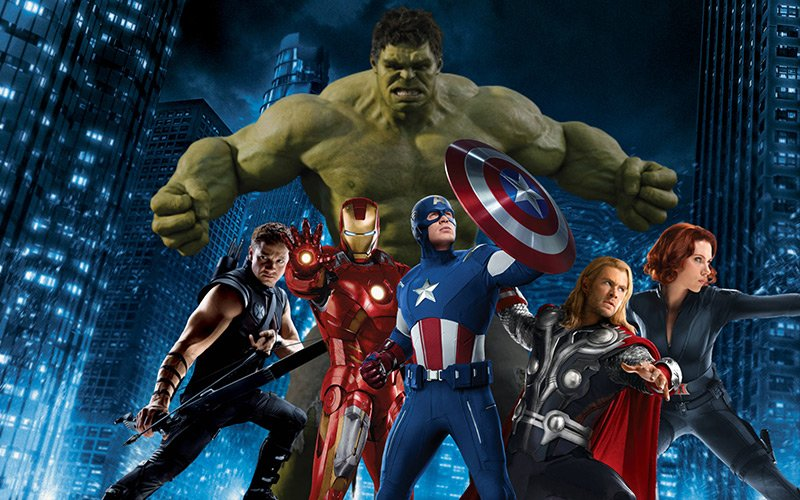 Watch The Avengers Full Movie HD 1080p - Online Free