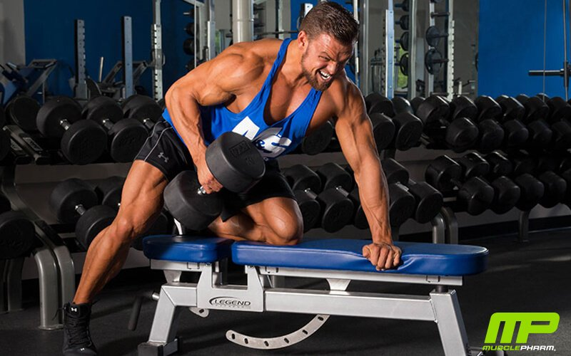 The Back Day Burnout: A Big Thick Back Workout