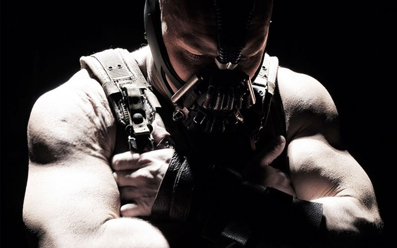 Image result for tom hardy bane