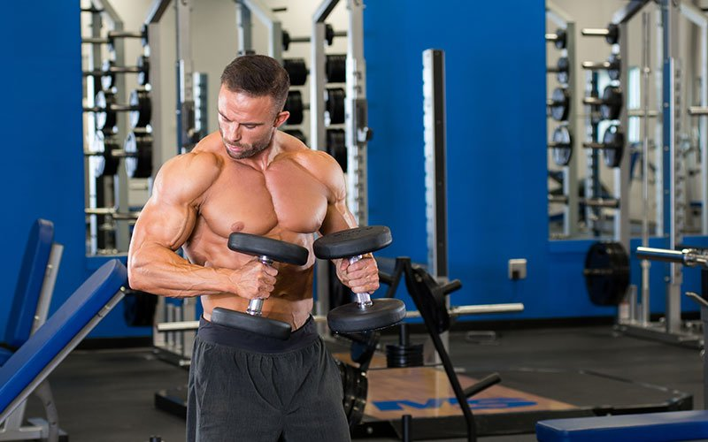 The Best Shoulder Workout You've Never Tried