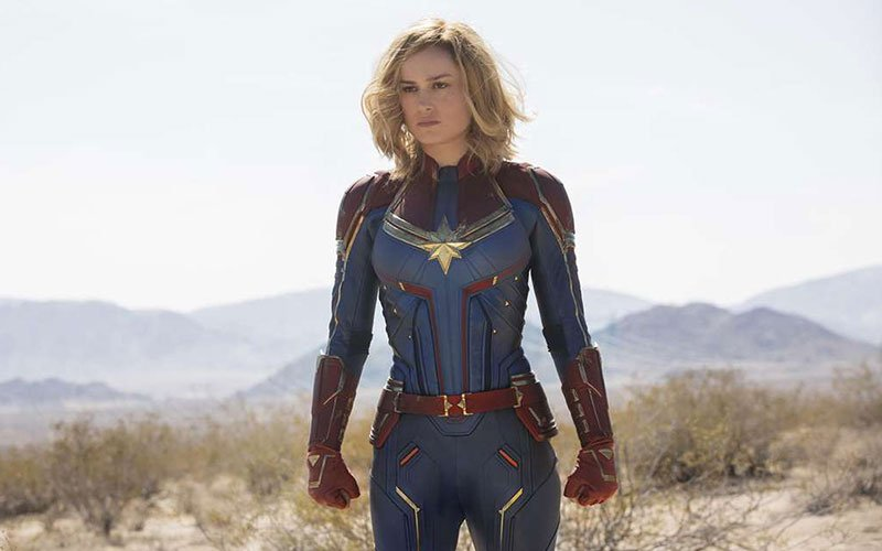 Brie Larson Inspired Workout: Train Like Captain Marvel