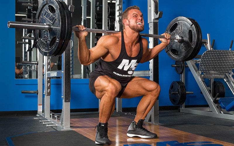 Burn-to-Grow Quad Workout Routine
