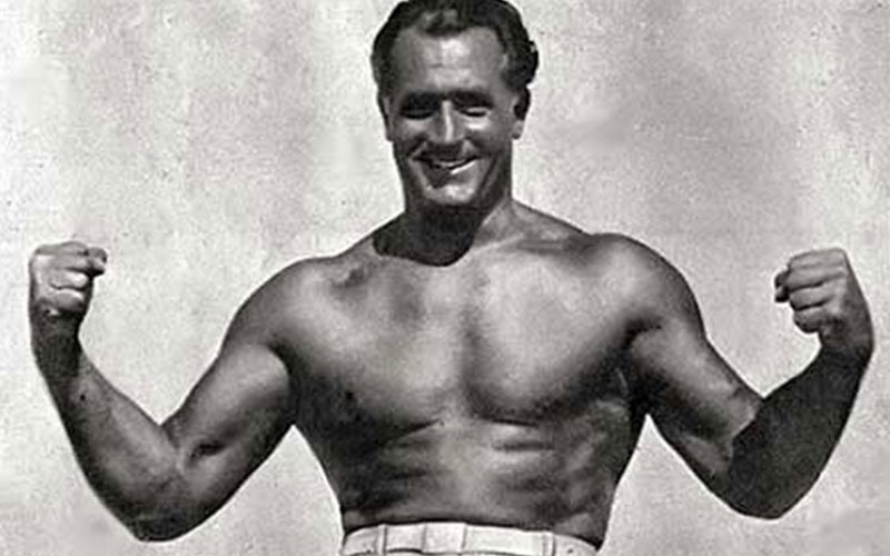 Bodybuilding Icons: Charles Atlas Inspired Workout Routine