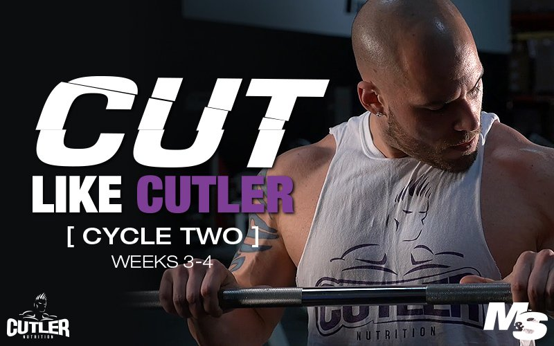 Cut Like Cutler Trainer - Cycle 2