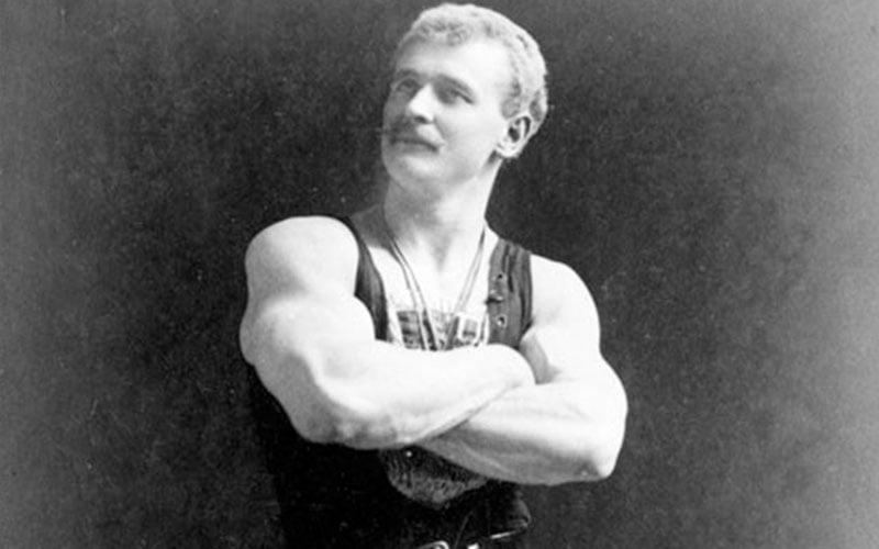 Bodybuilding Icons Eugen Sandow Inspired Workout Routine