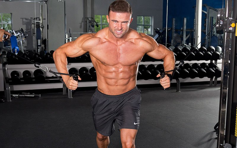 Fast Mass Program: The 4 Day Superset Split Workout