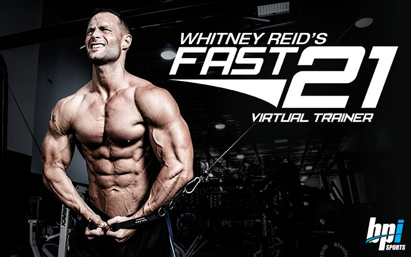 Whitney Reid's Fast 21 Program: 3 Weeks To A Leaner, More Shredded Body