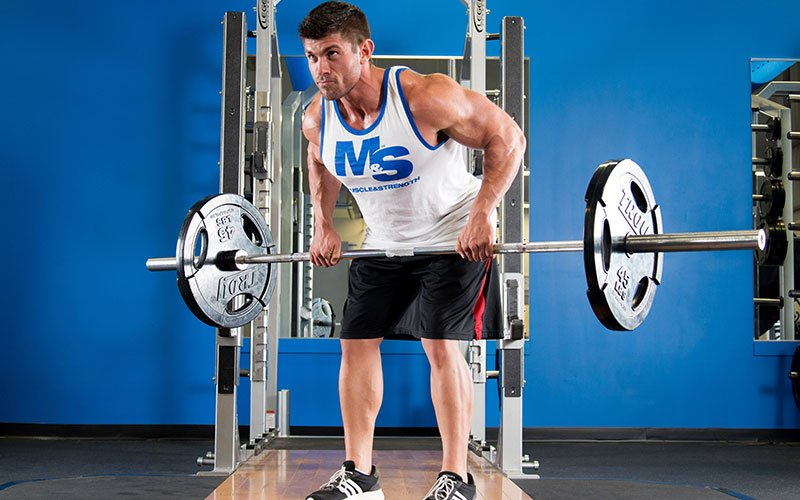 Growing Strong: The Ultimate 8 Week Workout for Intermediates