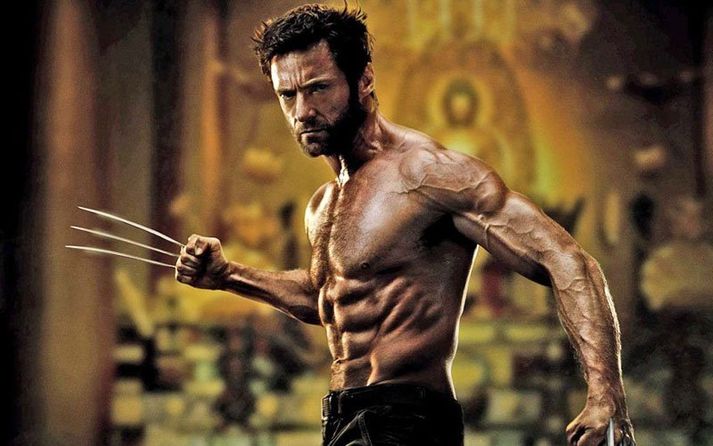 Hugh Jackman Wolverine Body Hugh Jackman S Workout Strong Lean Powerful