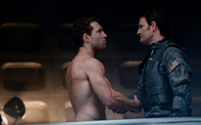 Jai Courtney Workout: How Jai Got Swole for Terminator: Genisys