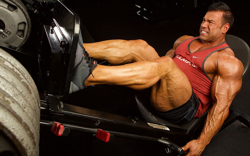 4 Week Absolute Leg Carnage Workout