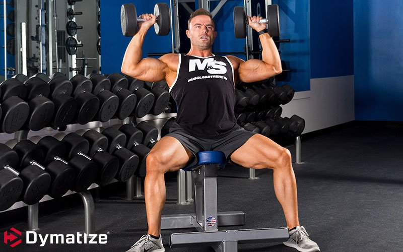 "The ""Muscle Rebound"" Workout: 4 Day Strength Split Program"