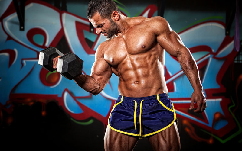 No Juice Bodybuilding Advanced Workout Routine