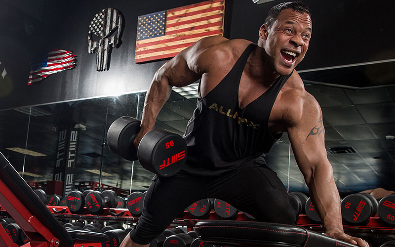 Off-Season Bodybuilding Workout to Build Muscle