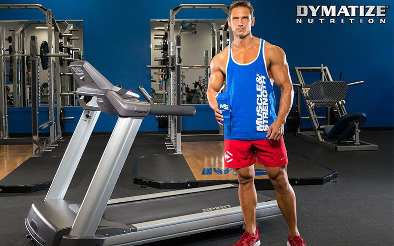 The Ultimate 20 Minute Treadmill Workout to Get Shredded