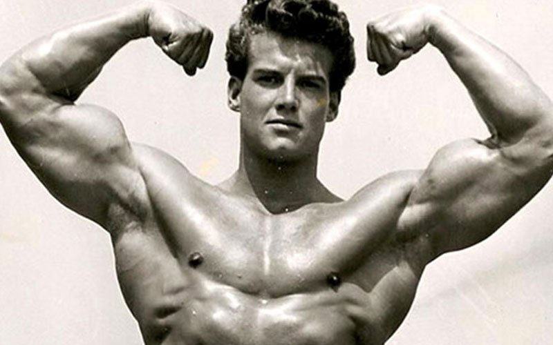 Building The Ideal Body Steve Reeves Inspired Workout Program