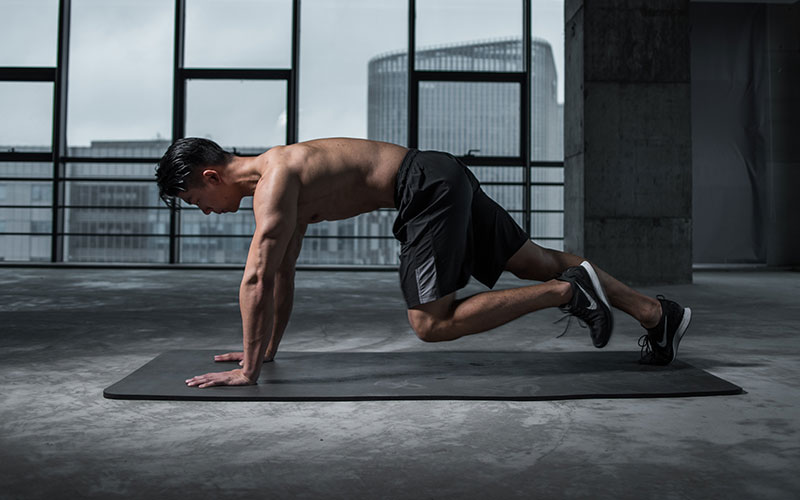 Tactical Tabata: 30 Day High Intensity Workout