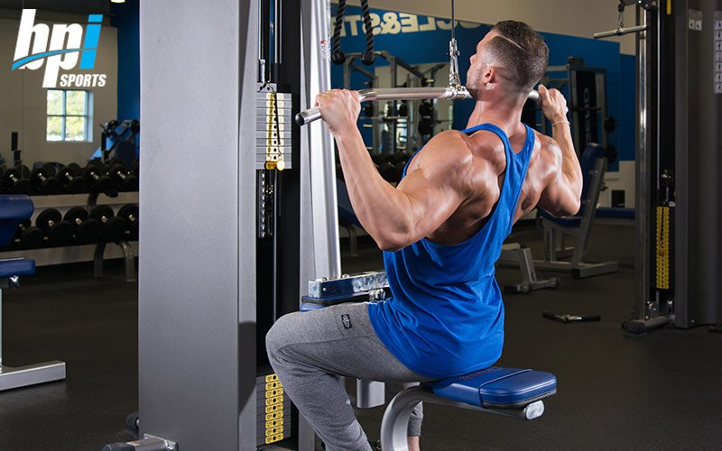 The Cobra Workout: Heavy High Volume Back Program