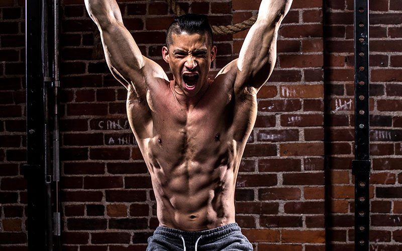 4 Week V-Taper Building Workout Routine