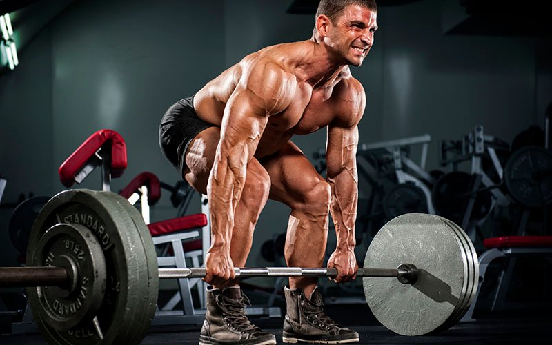 Wild 20 Powerbuilding Workout: Get Crazy, Get Big & Strong