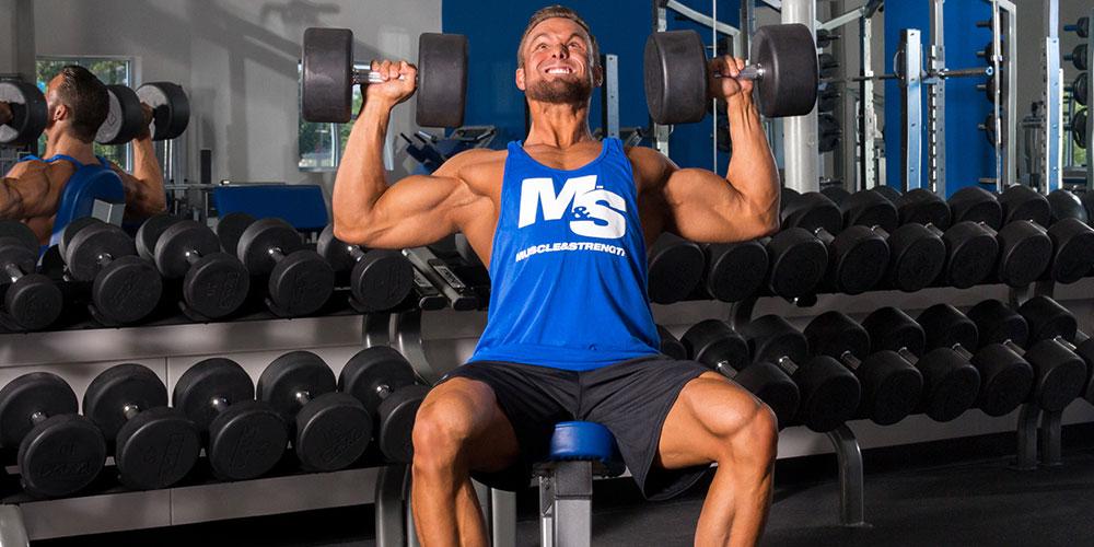 10 Best Shoulder Building Exercises of All Time