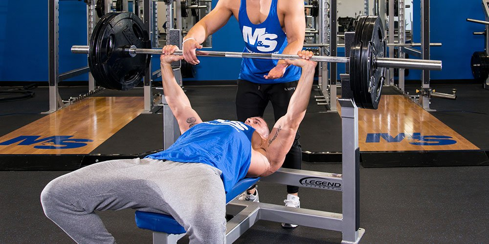 3 Exercises You Should Start Doing To Improve Your Bench Press