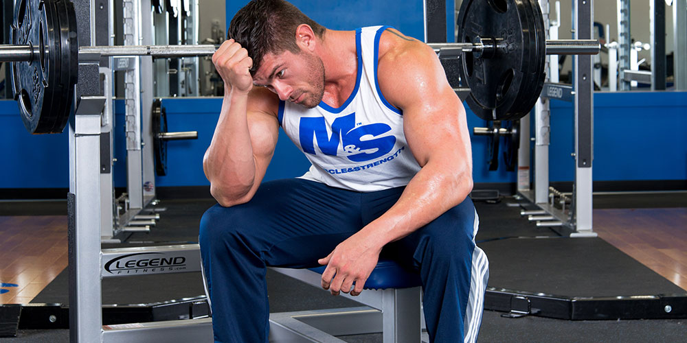 4 Reasons You're a Failure at Building Muscle