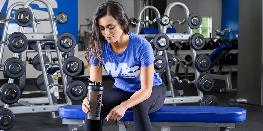 8 Most Useful Muscle Building Supplements for Women