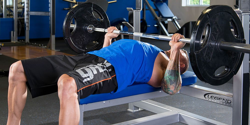 how your body type affects your bench press and what to do about it