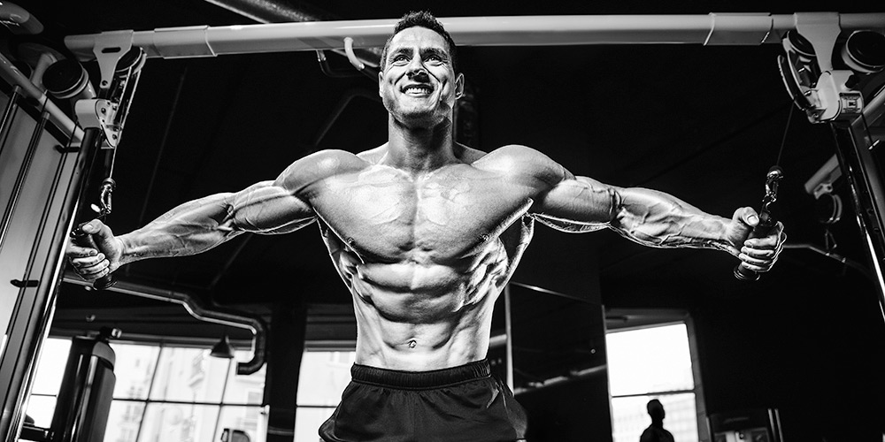 Chest Flys: Big Chest Growth The Arnold Way   Muscle & Strength