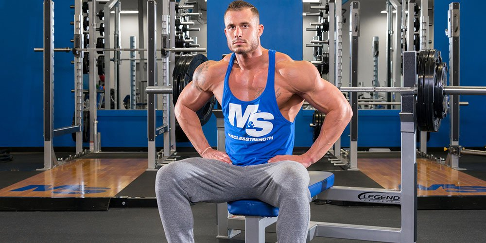 Top 3 Exercises to Build a Bigger Chest (w/ Example Workouts)