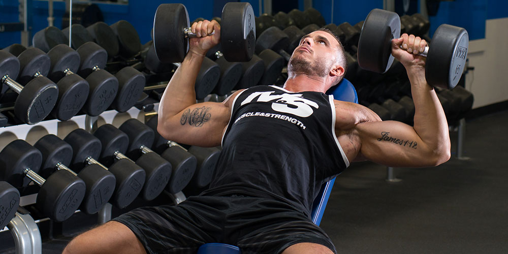 The Top 5 Exercises For Increasing Chest Mass | Muscle