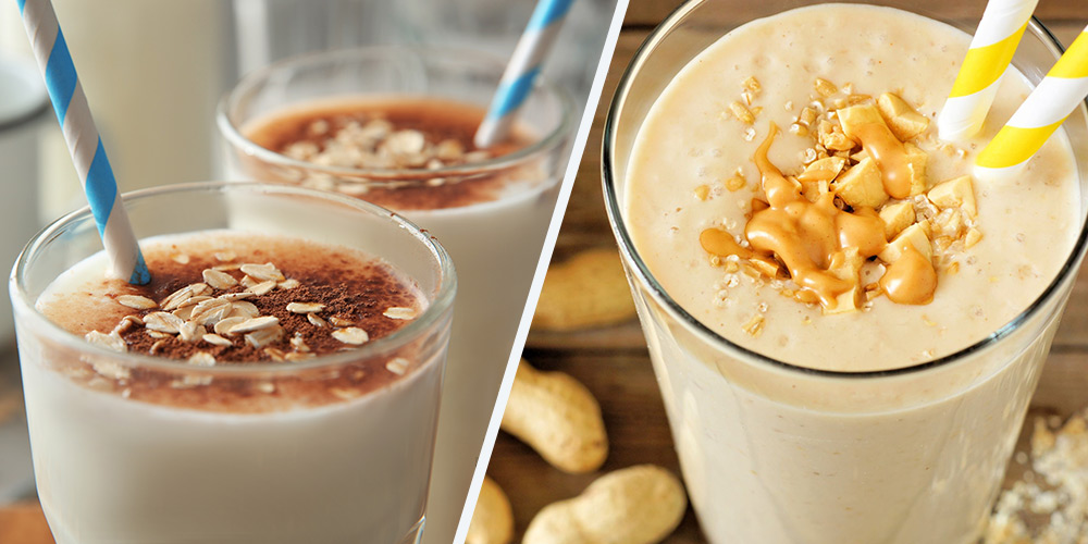 10 Delicious Homemade Weight Gainer Shake Recipes With 800 Calories Muscle Strength