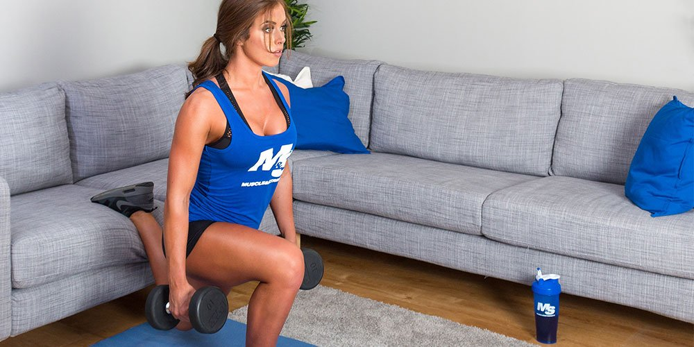 20 Minute At Home Full Body Workout Program