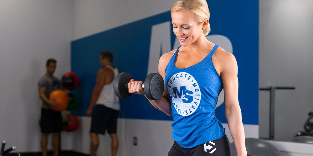 Muscle & Strength's 30 Day Workout Plan For Women