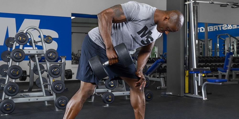 3 Day Split + Full Body Fridays: 4 Day Workout Program to