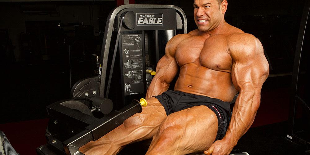 4 Week Leg-Lashing Blast Workout Program