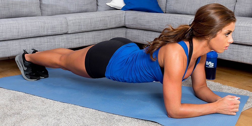 3 Day (At Home) Women's Workout Routine
