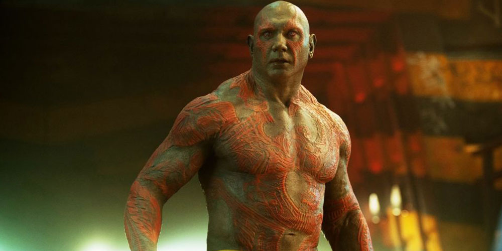 Dave Bautista Inspired Workout Program: Train Like Drax the Destroyer