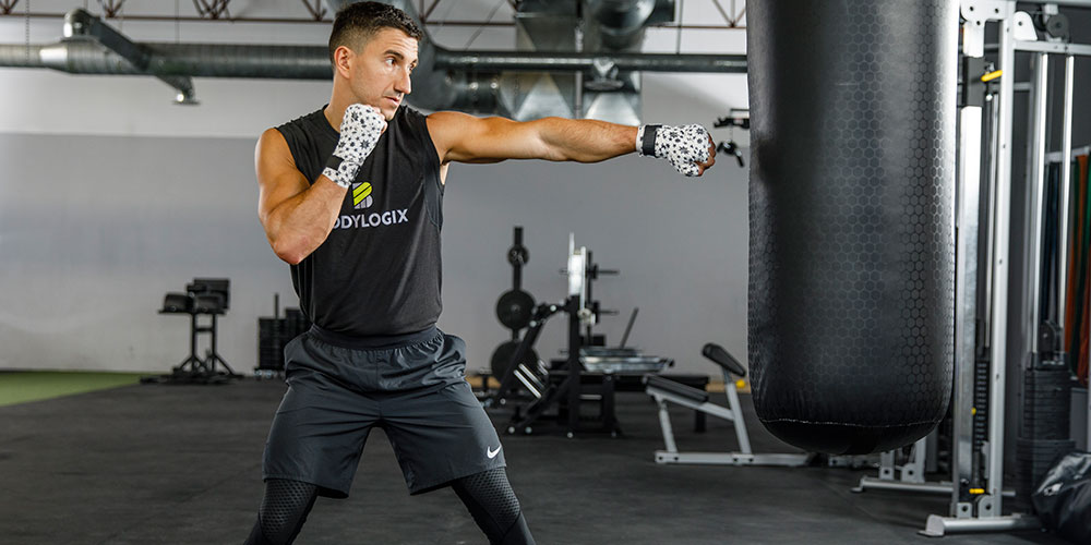 Fight to be Fit Training Program