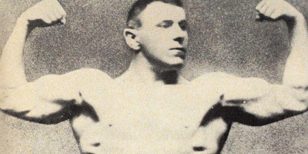 Bodybuilding Icons: George Hackenschmidt Inspired Workout