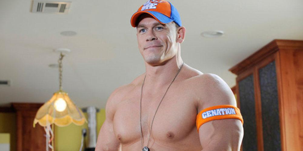 WWE Pro Wrestler John Cena Workout Routine | Muscle & Strength